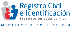 Logo Registro Civil